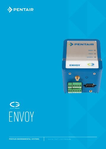 Envoy-User-Manual
