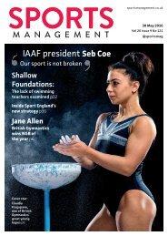 IAAF president