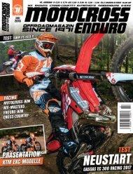 Motocross Enduro Ausgabe 7/2016