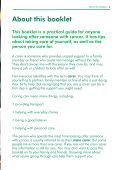 A practical guide for carers by carers - Page 4