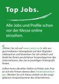 Messekatalog Careers in - Seite 7
