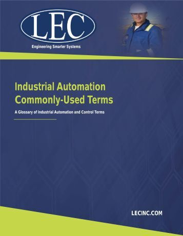Industrial Automation Commonly-Used Terms