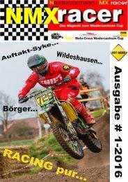 NMXracer Ausgabe1-2016