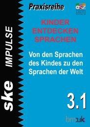 Praxisreihe - österreichisches Sprachen-Kompetenz-Zentrum