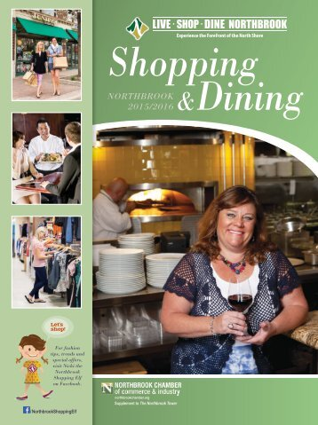 Northbrook Shopping and Dining Spring-2015