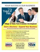 Tinley Park Chamber Guide 2016 - Page 2