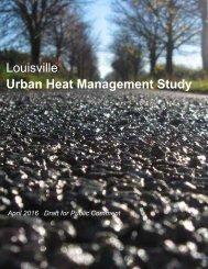 Louisville Urban Heat Management Study