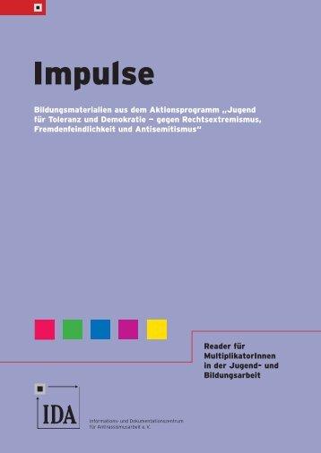 Impulse. Bildungsmaterialien aus dem ... - Migration-online