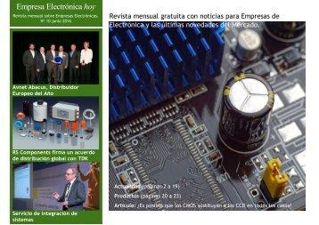 Empresa Electrónica hoy