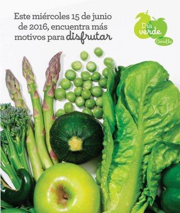 Correo Dia Verde Junio 2016  5.000