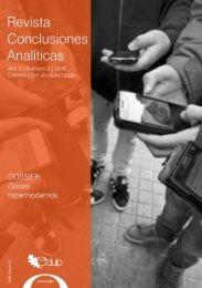 Revista Conclusiones Analíticas