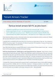 Tenant Arrears Tracker