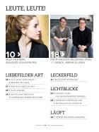 Liebefeld Magazin 05.2016 - Page 4