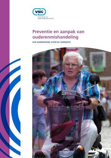 Preventie en aanpak van ouderenmishandeling