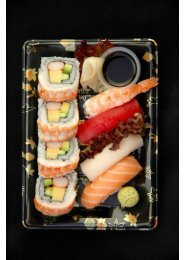 Assorted Sushi Box