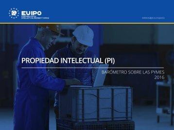 PROPIEDAD INTELECTUAL (PI)