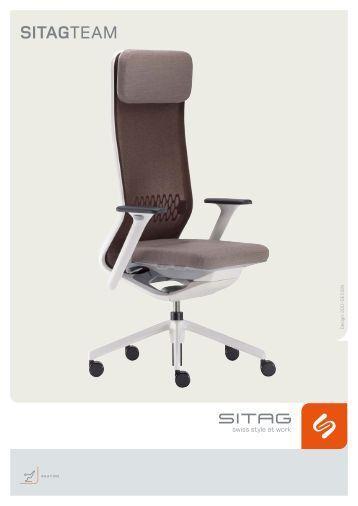 sitag sitagteam - ergonomischer bürostuhl, Attraktive mobel