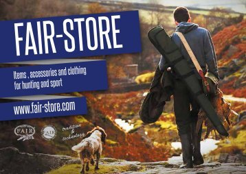 FAIR-STORE Catalogue