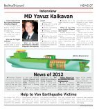 Besiktas Shipyard News 2011 - Page 7
