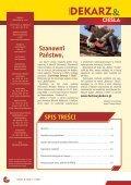 Fachowy Dekarz & Cieśla 1/2006 - Page 4