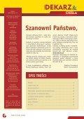 Fachowy Dekarz & Cieśla 3/2007 - Page 4