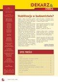 Fachowy Dekarz & Cieśla 1/2008 - Page 4