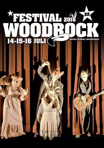 Magazin Woodrock Festival 2016