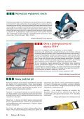 Fachowy Dekarz & Cieśla 1/2009 - Page 6