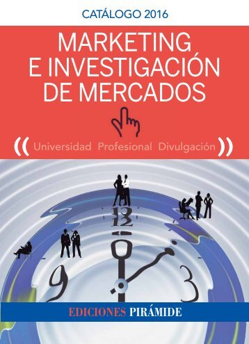 MARKETING E INVESTIGACIÓN DE MERCADOS
