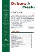 Fachowy Dekarz & Cieśla 3/2009 - Page 4