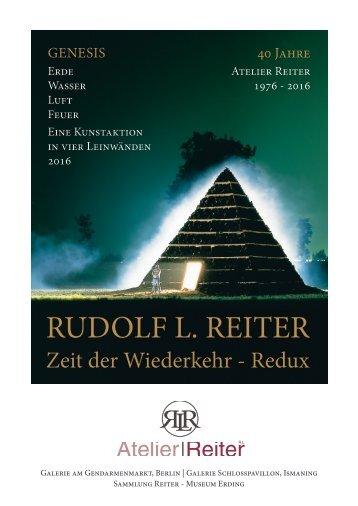 Rudolf L. Reiter · Zeit der Wiederkehr