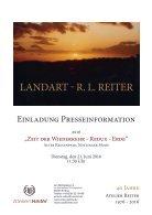 Rudolf L. Reiter · Zeit der Wiederkehr - Page 3