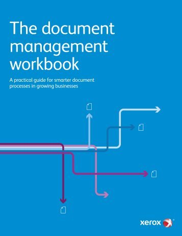 The document management workbook
