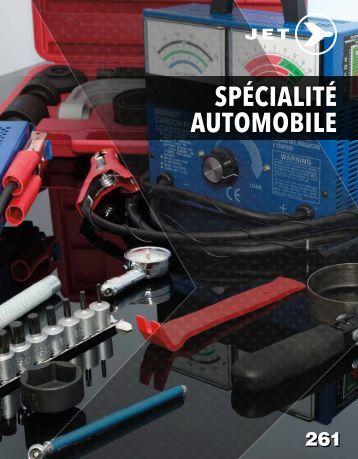 Jet - Spécialité Automobile