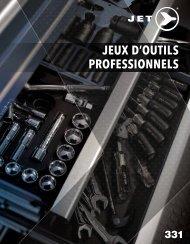 Jet - Jeux d'outils professionels