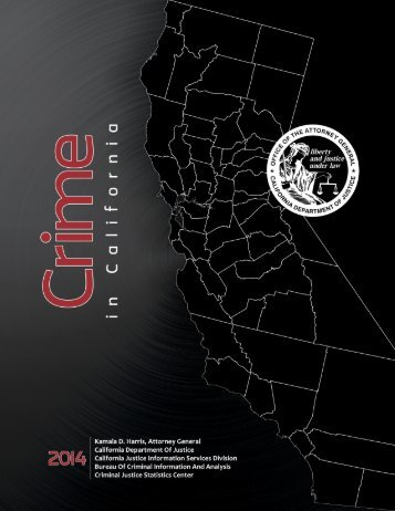 Crime in California (2014)
