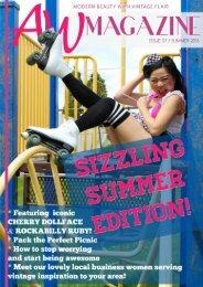 AW Magazine Summer Edition 2016