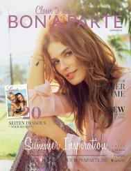 Каталог Bonaparte лето 2016. Заказ одежды на www.catalogi.ru или по тел. +74955404949