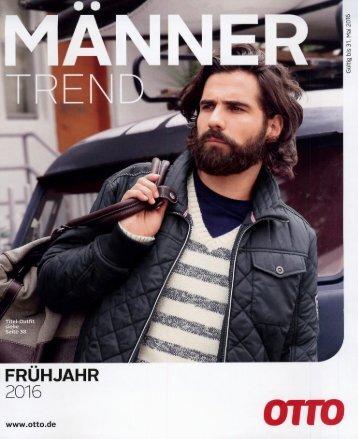 Каталог OTTO Manner весна 2016. Заказ одежды на www.catalogi.ru или по тел. +74955404949