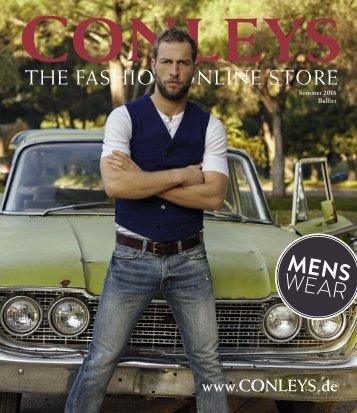 Каталог Conleys Mens Wear лето 2016. Заказ одежды на www.catalogi.ru или по тел. +74955404949