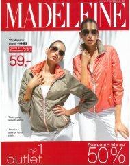Каталог Madeleine Outlet весна 2016. Заказ одежды на www.catalogi.ru или по тел. +74955404949