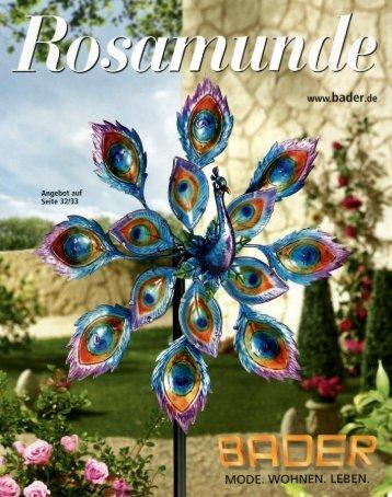 Каталог Rosamunde весна-лето 2016. Заказ товаров на www.catalogi.ru или по тел. +74955404949