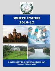 WHITE PAPER 2016-17