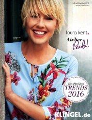 Каталог Klingel весна-лето 2016. Заказ одежды на www.catalogi.ru или по тел. +74955404949