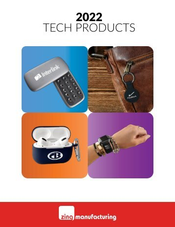 ZING TECH BROCHURE