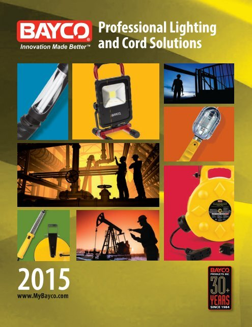 Bayco - Professional Lighting and Cord Solutions