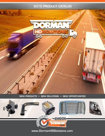 Dorman - HD Product Catalog