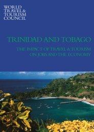 TRINIDAD AND TOBAGO - Caribbean Tourism Organization