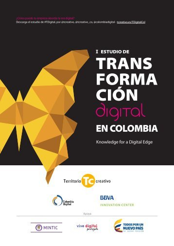 LIBRO - Transformación Digital - Territorio Creativo 2016