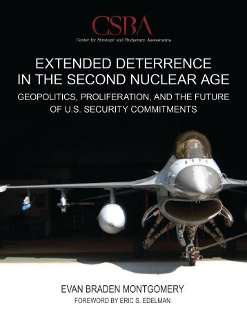 EXTENDED DETERRENCE IN THE SECOND NUCLEAR AGE